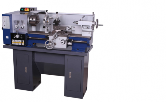 550 Mm Bench Lathe Geared