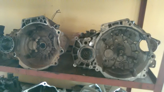 VW Gearboxes
