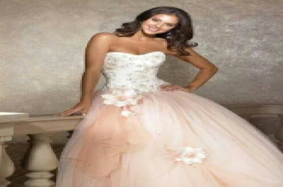 Bridal business up for sale.