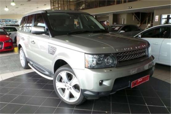 Land Rover Range Rov