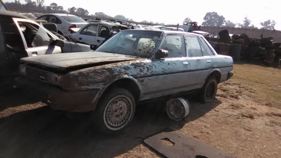 Toyota Cressida stri