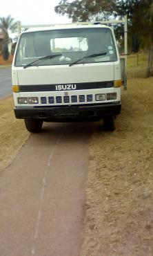 4tone isuzu truck