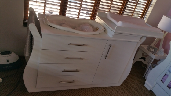 Furniture Depot Baby Cot and Compactum-R 5999,00 Sur 19