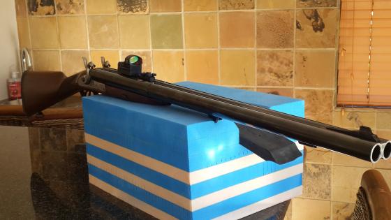 Pedersoli Safari Express Double  72 calibre black powder