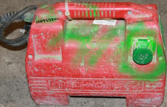 Concrete vibrator S0