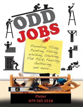 Odd Jobs - Handyman