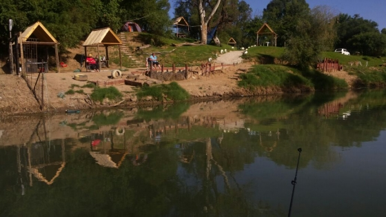 BASS PARADISE FISHING AND LEISURE RESORT Jacobsdal -Free State
