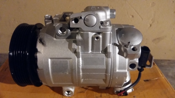 VW Polo Air-Con Compressor
