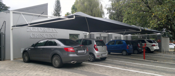 SHADEPORTS Randburg Sandton Roodepoort Midrand - SHADE-NET / SHADE-CLOTH CARPORTS / CAR AWNINGS (Since 1995)