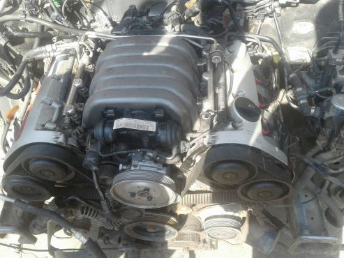 audi a4 b6 v6 bbj engine for sale | Junk Mail