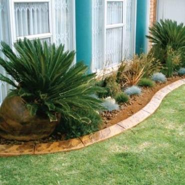 Garden revamps landscaping