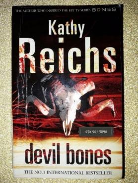 Devil Bones - Kathy Reichs - Temperance Brennan #11.