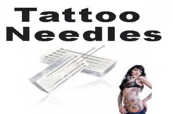 FIERCETATTOO - A Grade Tattoo Needles 50 in a BOX!!