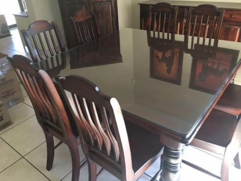 R 5 000 For Sale Port Elizabeth Eastern Cape Eight Seater Dining Room