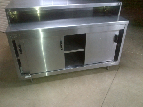 Stainless Steel Cupboards for Sale-Restaurant