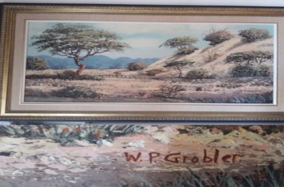 WP GROBLER PAINTING