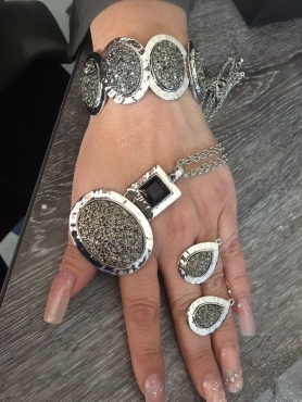 Cazabella Costume Design Jewellery