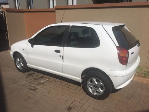 2003 Palio 1.2 Hatchback