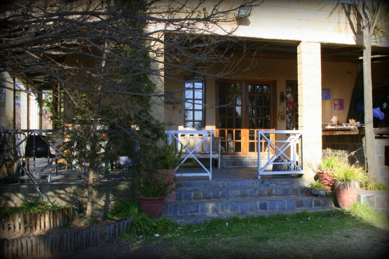 Old Farm House, in Reitz in the Eastern Freestate
