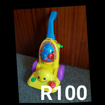 Vacuum toy for sale