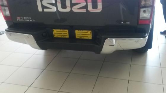 2 x Brand new Isuzu