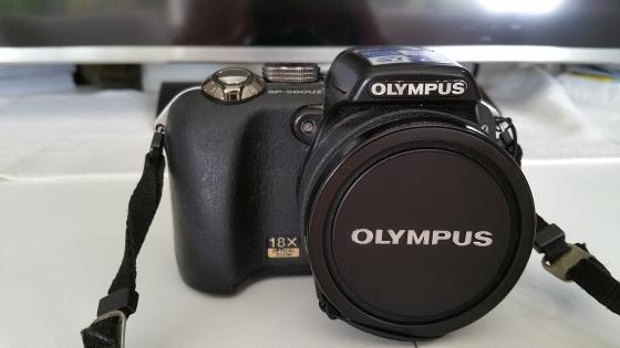 CAMERA - OLYMPUS DIGITAL 560-UX - R 1100.00