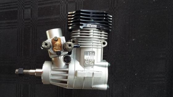 OS 55 HZ Heli engine - As new