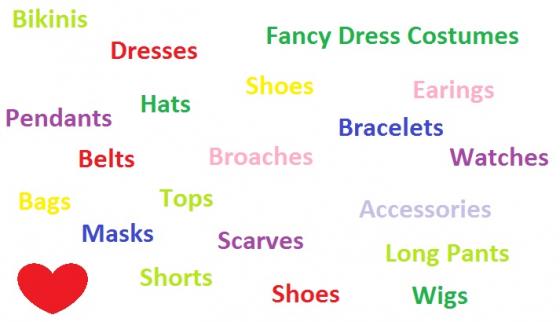 Fancy Dress Costume & Prop Hire