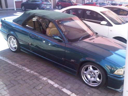 E36 328i In Bmw In Gauteng Junk Mail