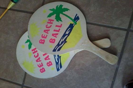 Strand Rakette te koop