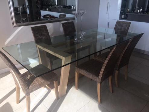 Cane Furniture In Dining Room Furniture In Cape Town