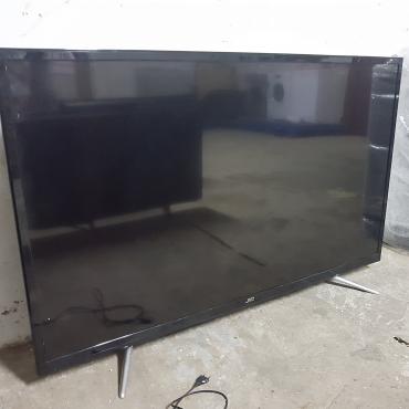 JVC 65 UHD Smart LED TV