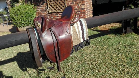 Australian Outrider Saddle