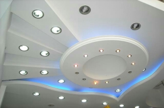 celling and Granite installation