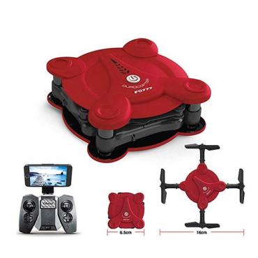 Brand New FQ777 FQ17W Wifi FPV Drone - Red