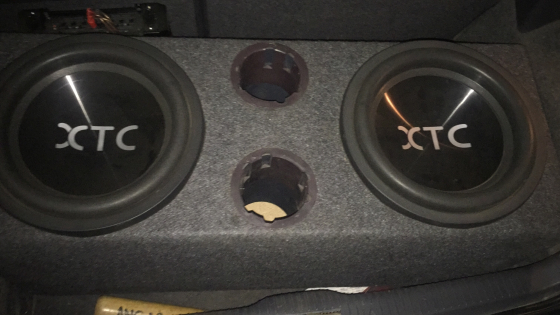 Subs and amp combo