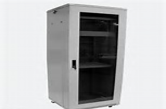 42 U / 47 U network cabinets / server racks for sale. New and used.