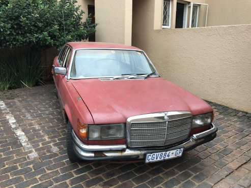 Old School Classic Benz For Sale Junk Mail
