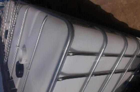 Clean 1000L flow bins