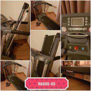 treadmill, wedding band, etc