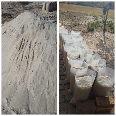 PLAYPEN SAND (Double washed Silica)