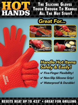 Hot Hand Gloves