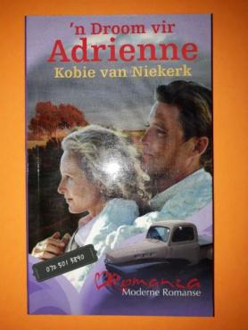 n Droom Vir Adrienne - Kobie Van Niekerk - Romanza.