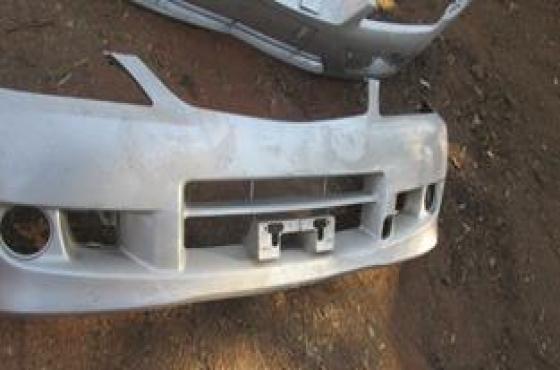 2008 Toyota Avanza Front Bumper White For Sale