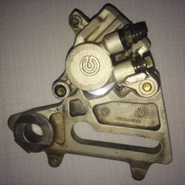 KTM 380 EXC (1998-1999) Bremo Rear Caliper with Mounting Slider