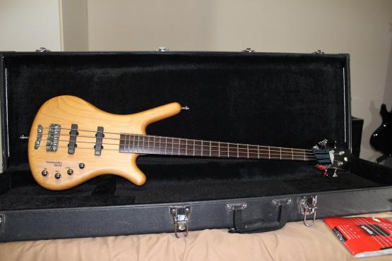 Warwick RockBass Corvette Active Electric Bass
