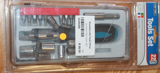 Pro tool set S025608b
