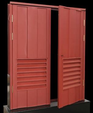 Moyo Construction - Steel Doors & Frames
