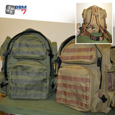 Large MOLLE Backpack