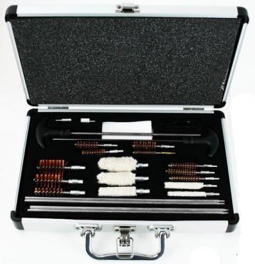 Gun Cleaning Kit Universal Rifle Pistol Shotgun